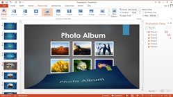 How to Create Slide Show of Text and Images with Music on Microsoft Powerpoint