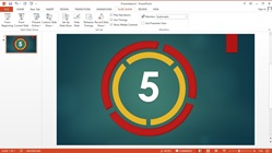 How to Make a Countdown Timer Slide Show at Microsoft PowerPoint